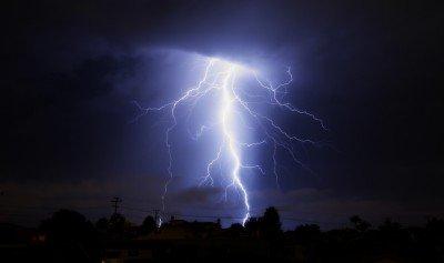 lightning power strike